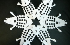 dr who snowflake 4
