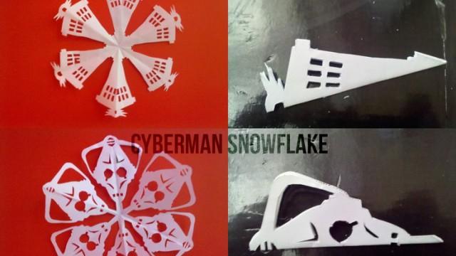 dr who snowflake 2