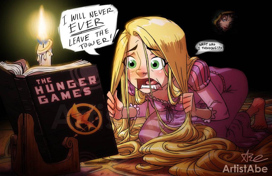 Rapunzel Mother Knows Best Epic Geekdom