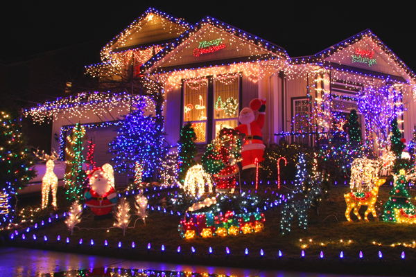 San Diego's Best Christmas Lights | Epic Geekdom