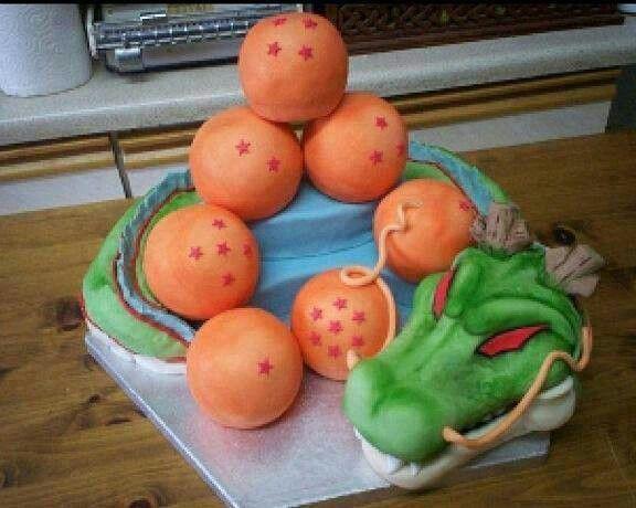 8 Dragon Ball DBZ cakes Epic Geekdom