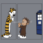 Doctor Calvin and Hobbes - Separated