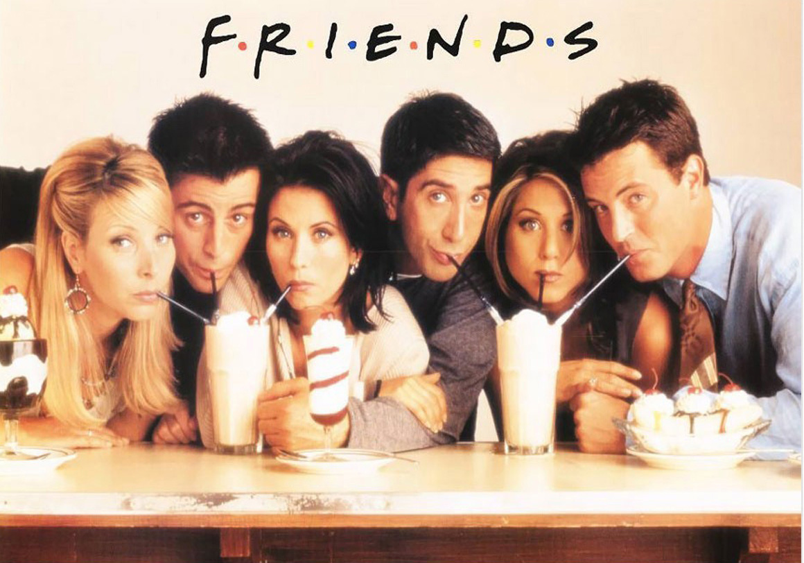 5 Life Lessons From 'Friends'