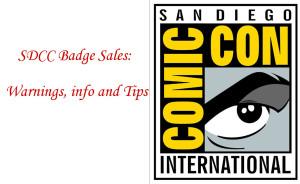 badge tips and warnings