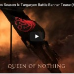 Game of thones teaser trailer season 6