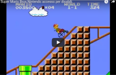 Super Mario Bros Enables Access For The Disabled