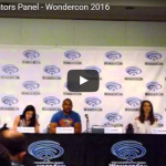 Web Series Creators Panel - Wondercon 2016