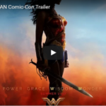 Wonder Woman Comic Con trailer 2016