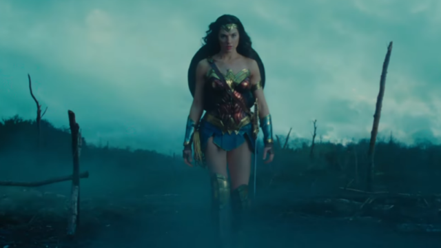 Wonder Woman Trailer #3
