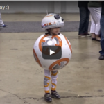 BB8Kid Cosplay
