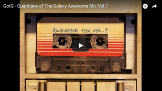 Gotg Awesome Mix Vol 1