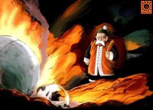 Art Goku