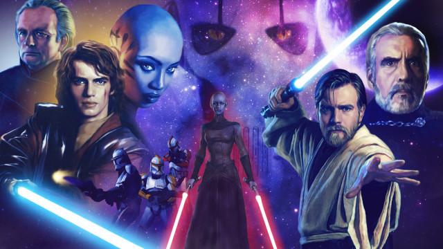 Star Wars Clone Wars Wallpaper Epic Geekdom