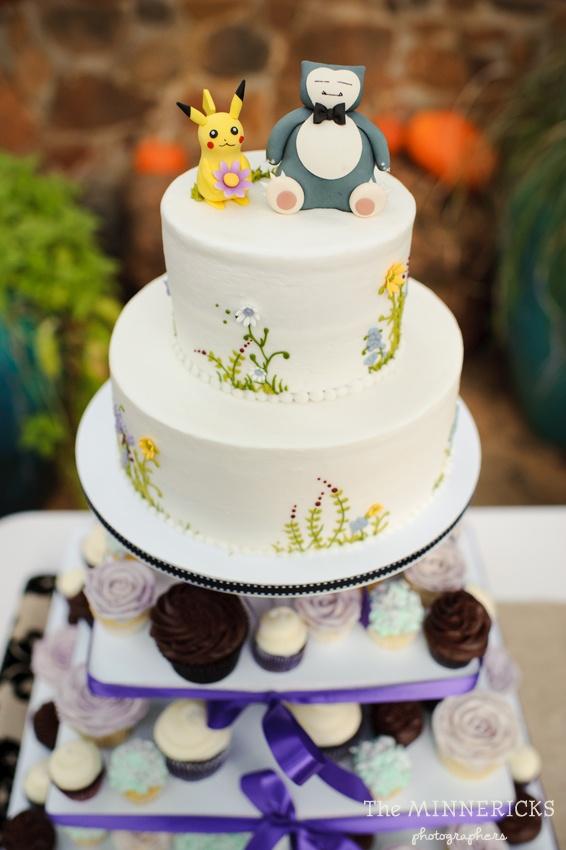 Pikachu Themed Cakes