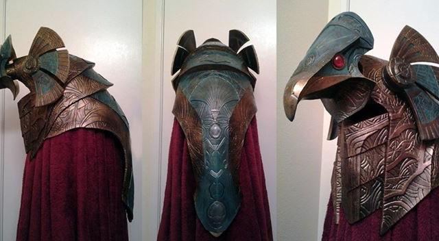 Stargate Horus Guard helmet