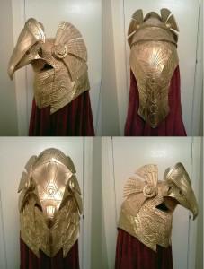Stargate Horus Guard helmet 2