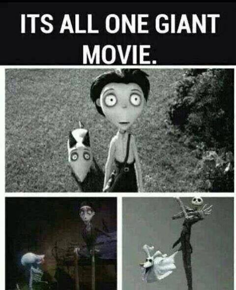 Nightmare Before Christmas Memes.That Moment When You See That Epic Geekdom
