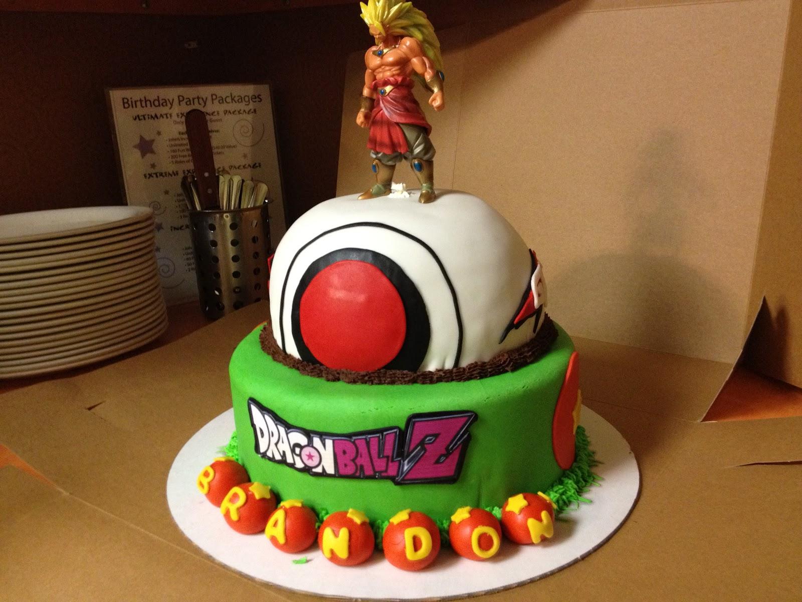 Go Diego Birthday Cake